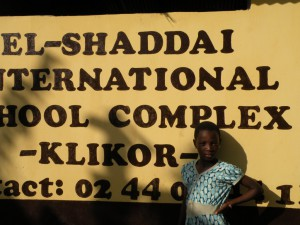 El Shaddai International School Complex
